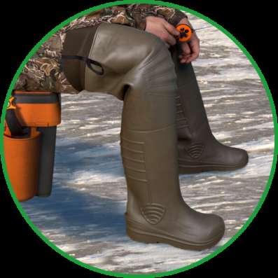 Морозостойкая обувь из ЭВА в Иркутске Фото 1