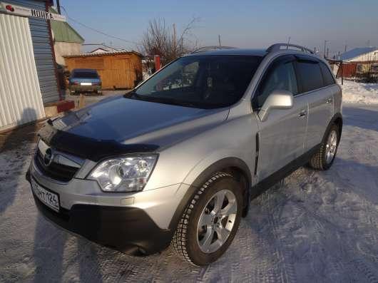 Продажа авто, Opel, Antara, Автомат с пробегом 95000 км, в Красноярске Фото 1