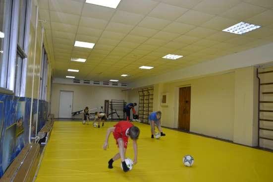 Тренировки по футболу для мальчиков и девочек от 4-лет