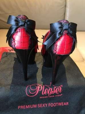 Туфли для Pole dance или карнавала
