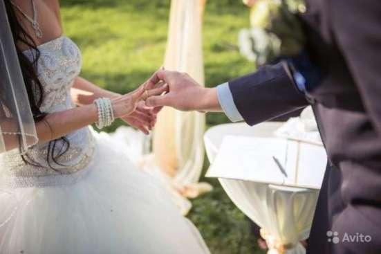 Эксклюзивное свадебное платье в Москве Фото 1