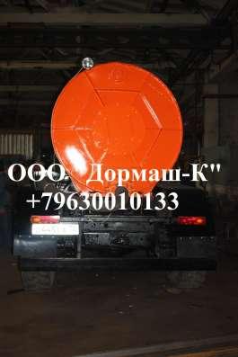 Вакуумные (ассенизационные) оборудование ВМК-7 в Уфе Фото 2