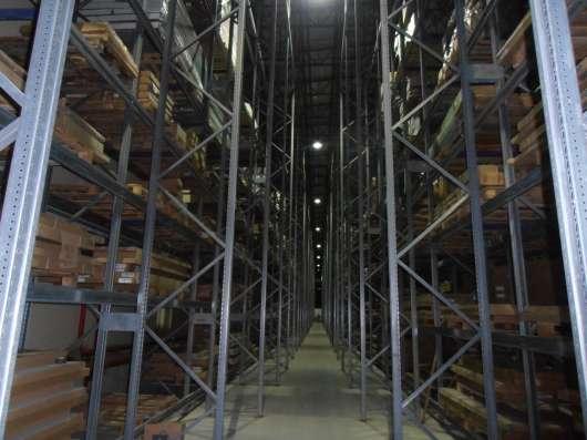 Автоматизированный складской комплекс в Калининграде Фото 1