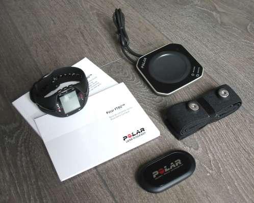 Пульсометр Polar FT80. Новый в полной комплектации