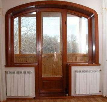 Монтаж оконных и дверных блоков, лоджий в Кемерове Фото 3