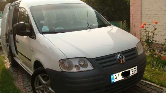 Продажа авто, Volkswagen, Caddy, Механика с пробегом 157000 км, в г.Васильков Фото 3