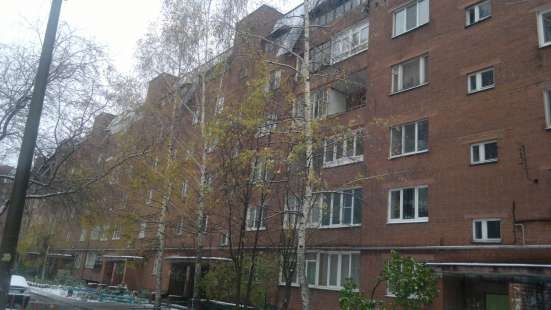 Продаётся шестикомнатная квартира