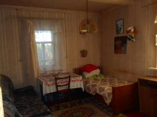 Продается дом в деревне Тиунцево, Можайский район, 130 км от МКАД по Минскому шоссе.