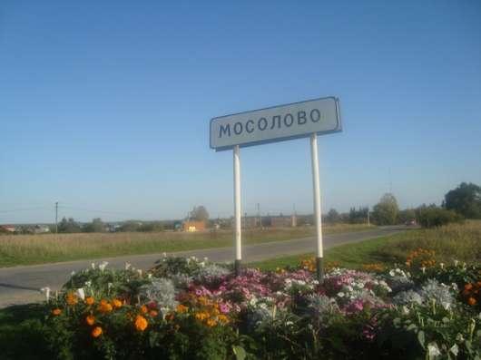 Продам участок в Рязанской области