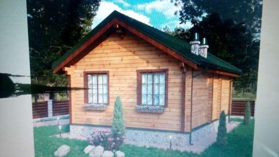 Продажа готового одноэт-го домокомплекта 48м2, клеёный брус