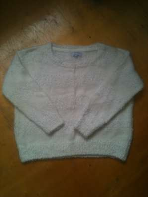 Стоковая кофточка рукав 3,4 короткая под высокие джинсы