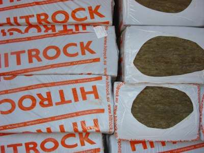 Теплоизоляция базальтовая Hitrock Блок