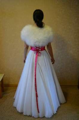 свадебное болеро, туфли в Сыктывкаре Фото 2