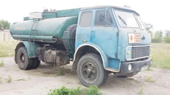 Бензовоз МАЗ 5334 АЦ-8