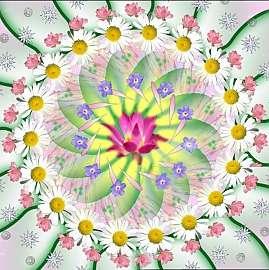 Правополушарное рисование Мандалы как терапия 8.11.16 в 19ч