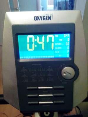 Велотренажер электромагнитный Oxygen Fitness