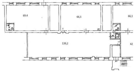 Предлагаю готовый арендный бизнес, 400 м²