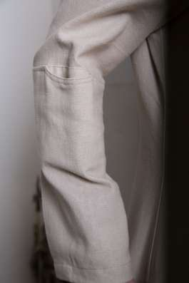 Плащ женский 100% лен коллекция LOOK