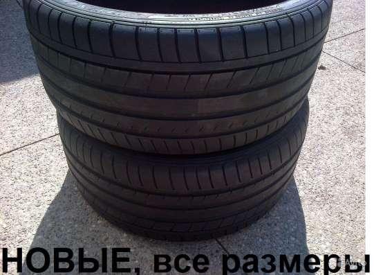 Новые Dunlop 245/45 R18 Sport Maxx GT AO MFS в Москве Фото 3
