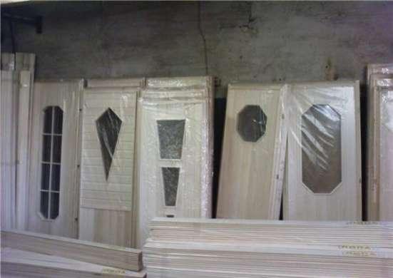 Двери деревянные осиновые