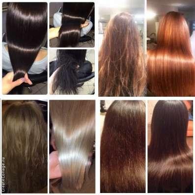 Кератиновое выпрямление волос в г. Можайск Фото 2