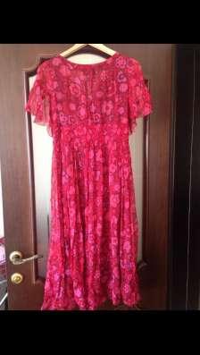 Платье-халат BURBERRY, оригинал, натуральный шёлк в Зеленограде Фото 3