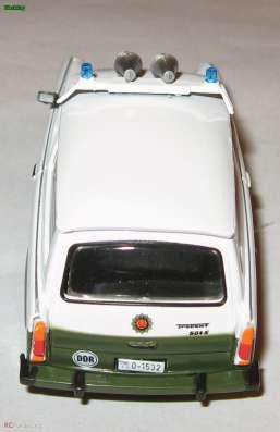 полицейские машины мира №23 TRABANT KOMBI