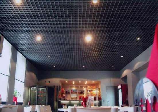 Грильято подвесные потолки алюминиевые в Калининграде Фото 1