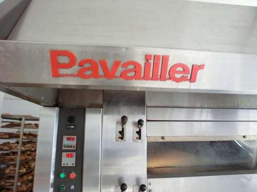 Печь подовая газовая PAVAILLER C33X /Франция/ (б/у)