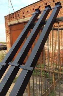 Столбы металлические в Курске Фото 1
