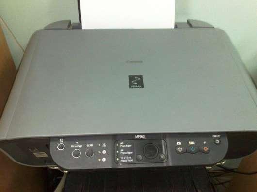 Принтер. Фотопринтер мфу Canon K10282