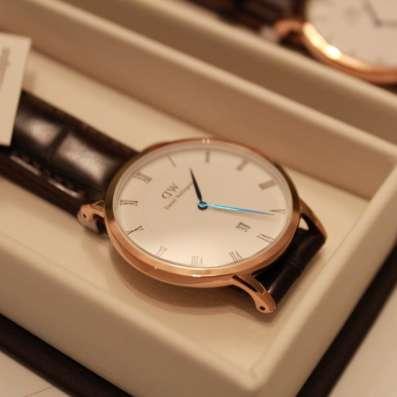Часы Daniel Wellington в Москве Фото 4