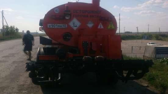 Автогудронаторное оборудование ТМ-3,5Г в Кургане Фото 3