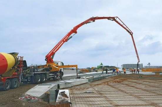 Продажа бетона и раствора вВоронеже