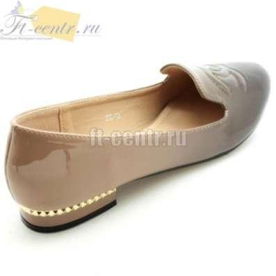 Превосходные туфельки-балетки в Москве Фото 3