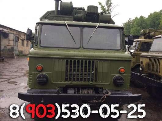 Газ 66 кунг военное хранение