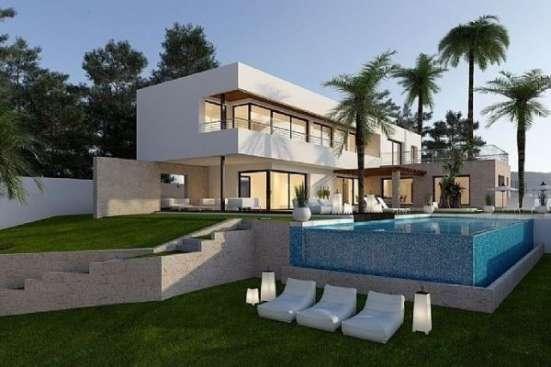 Недвижимость в Испании, Новая вилла в Альтеа Фото 1