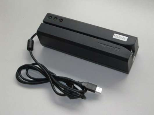 Энкодеры магнитных карт MSR606 ( MSR206 / MSR605 / MSR609)