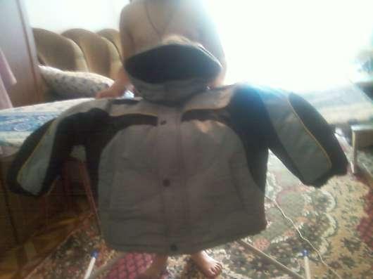 Зимняя одежда для мальчика 3-4-5 ле в Пензе Фото 1