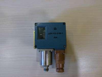 Датчик реле давления ДЕМ 102-2-02-2 IP64 ДЕМ 102-2-02-2 IP64 ДЕМ 102-2-02-2 IP64