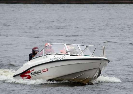 Жестко-бортный катер Bandit Bowrider 520