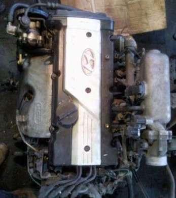 Двигатель G4EC Hyundai Accent 1.5 DOHC 102 л. с