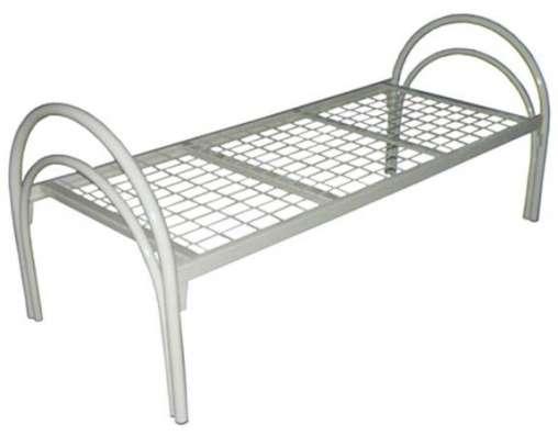 Металлические кровати для бытовок, кровати для вагончиков, кровати для рабочих, оптом от производителя. в Сочи Фото 4