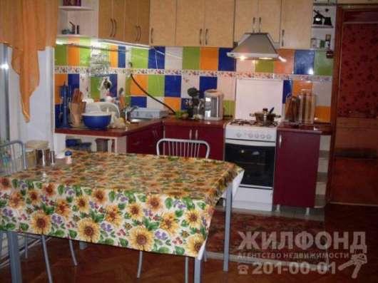 дом, Новосибирск, Черносельская, 75 кв.м. Фото 1