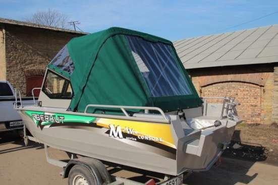 Продаем катер (лодку) Berkut M-TwinConsole в Ярославле Фото 1