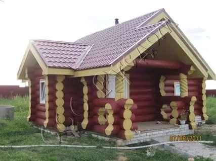 Рубленые дома и бани в Тюмени Фото 5