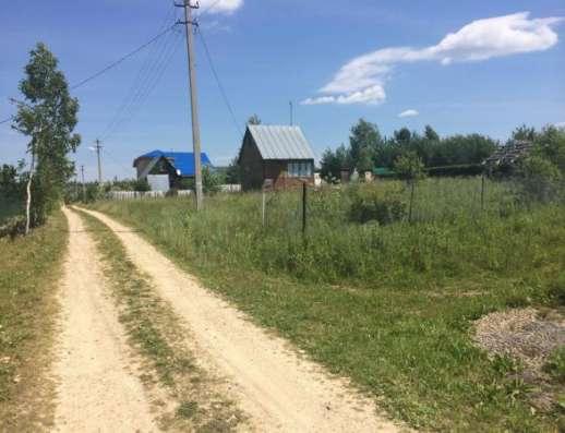 Продается дом 30 кв.м с участком 12 соток в деревне Золотьково,100 км от МКАД по Минскому шоссе в г. Можайск Фото 1