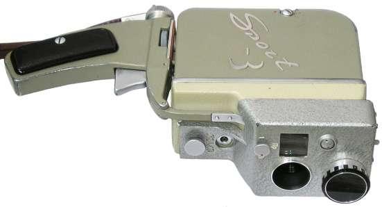 Кинокамера и проектор