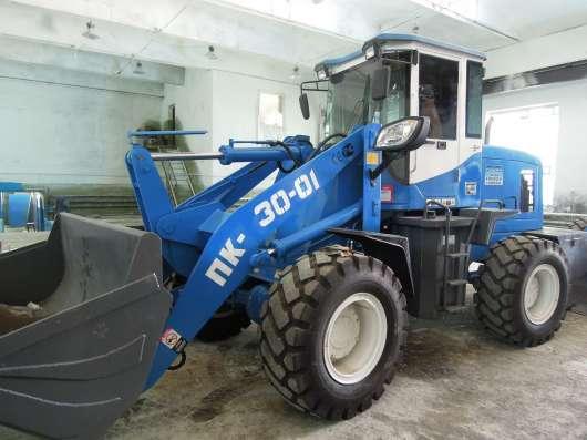 Продам Погрузчик фронтальный ПК30-01 компании «СТК»