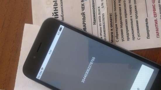 IPhone 6s 64gb. 28000rub в г. Самара Фото 1
